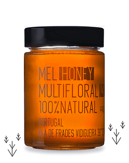 MULTIFLORAL HONEY - 440g