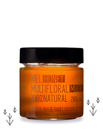 MULTIFLORAL HONEY - 280g