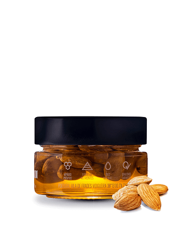 HONEY WITH ALMOND - 140g