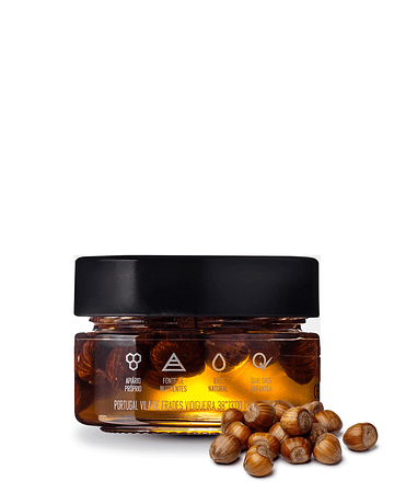 HONEY WITH HAZELNUT - 140g