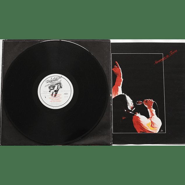 Vinilo Usado Bob Seger & The Silver Bullet Band - Stranger In Town