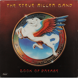 Vinilo Usado The Steve Miller Band - Book Of Dreams