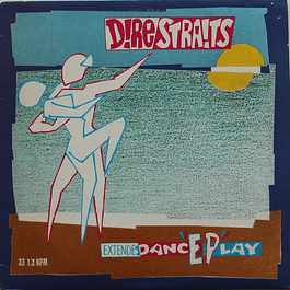 Vinilo Usado Dire Straits - ExtendeDancEPlay