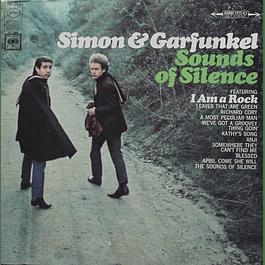 Vinilo Usado Simon & Garfunkel - Sounds Of Silence