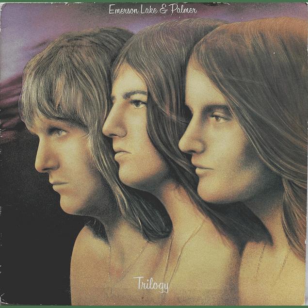 Vinilo Usado Emerson, Lake & Palmer - Trilogy
