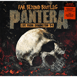 "Vinilo Pantera - Far Beyond Bootleg ""Live From Donington´94"""
