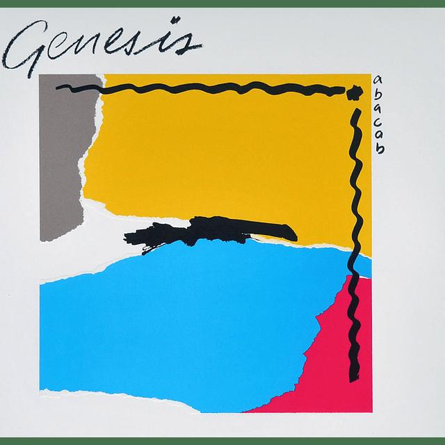 Vinilo Genesis - Abacab