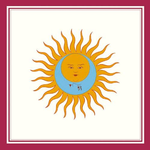 Vinilo King Crimson - Lark´s Tongues In Aspic