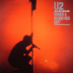 "Vinilo U2 - Live ""Under A Blood Red Sky"""