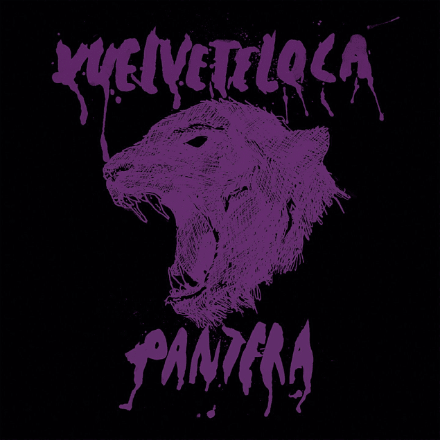 CD Vuelvete Loca - Pantera