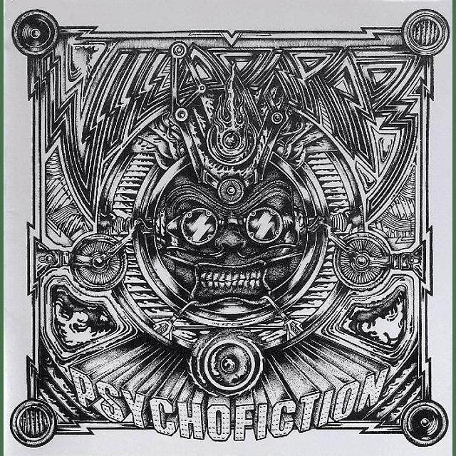 CD Wild Parade - Psychofiction