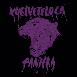 Vinilo Vuelveteloca - Pantera