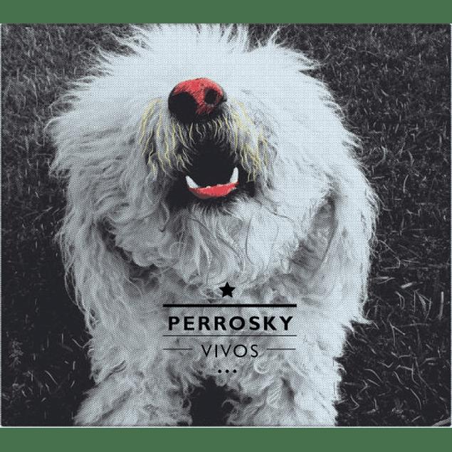 Vinilo Perrosky - Vivos