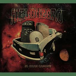 CD Hielo Negro - El Gran Camino