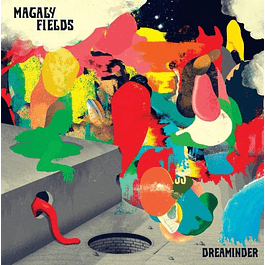 Vinilo Magaly Fields - Dreaminder