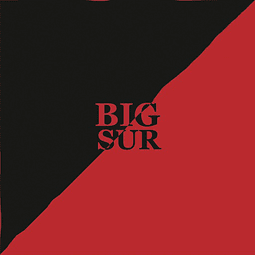CD Big Sur - Rojo Y Negro
