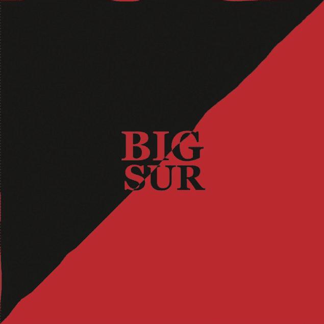 CD Big Sur - Rojo Y Negro