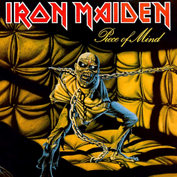 CD Iron Maiden - Piece Of Mind