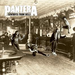 CD Pantera - Cowboys From Hell