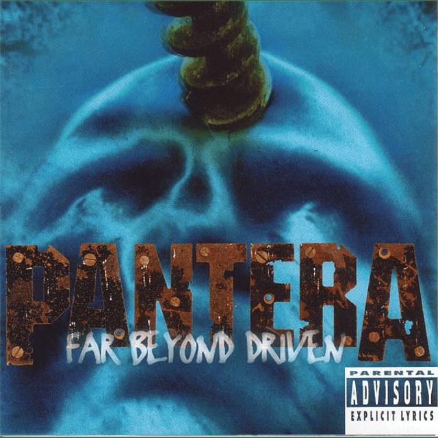 CD Pantera - Far Beyond Driven