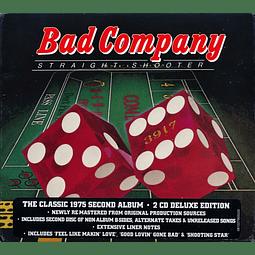 "CD Bad Company - ""2CD"" Straight Shooter"