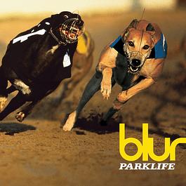 CD Blur - Parklife