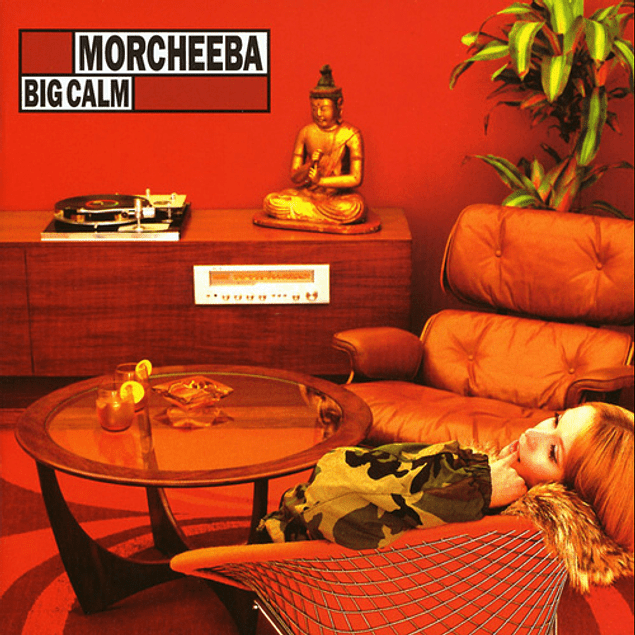CD Morcheeba - Big Calm