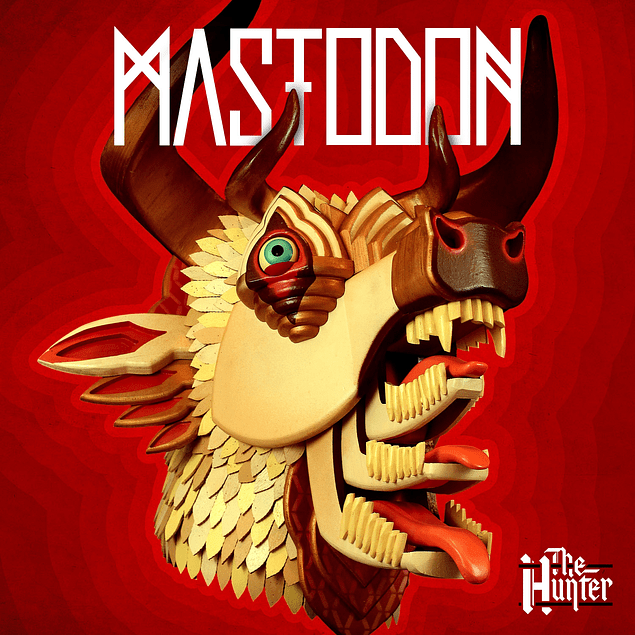 CD Mastodon - The Hunter