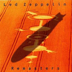 "CD ""2CD"" Led Zeppelin - Remasters"
