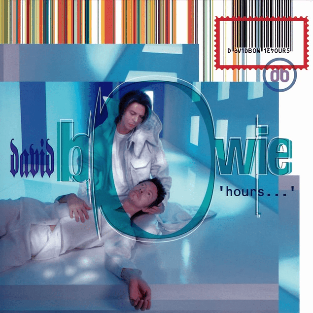 CD David Bowie - Hours...