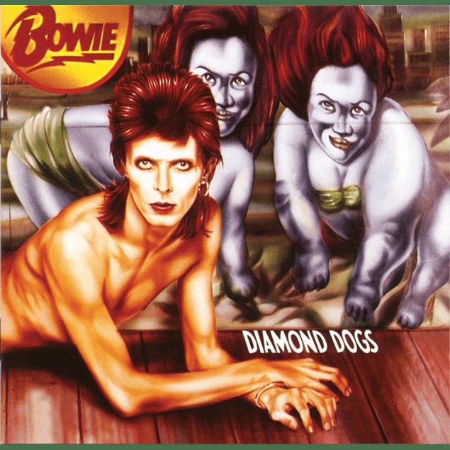 CD David Bowie - Diamond Dogs