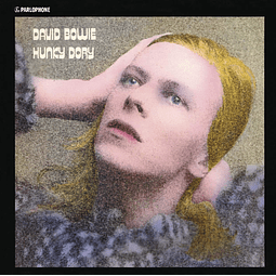 CD David Bowie - Hunky Dory