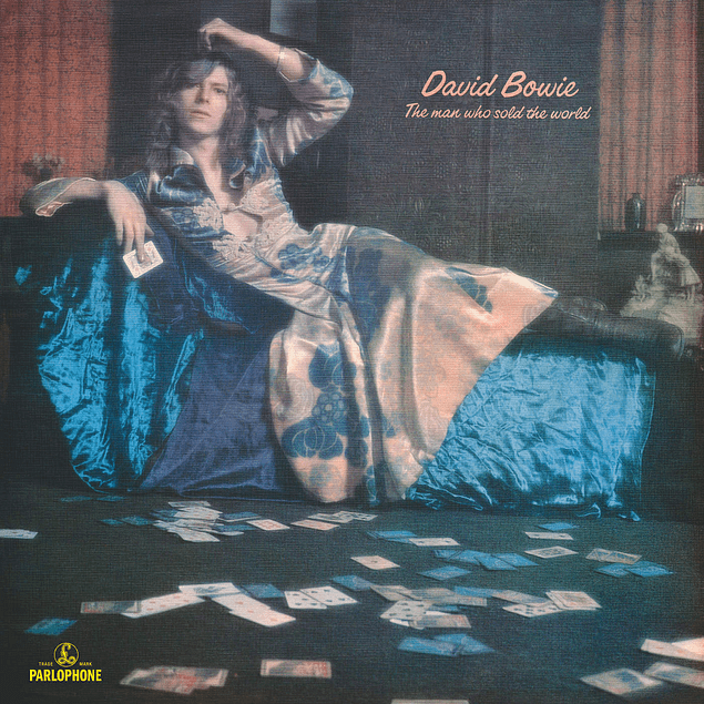 CD David Bowie - The Man Who Sold The World