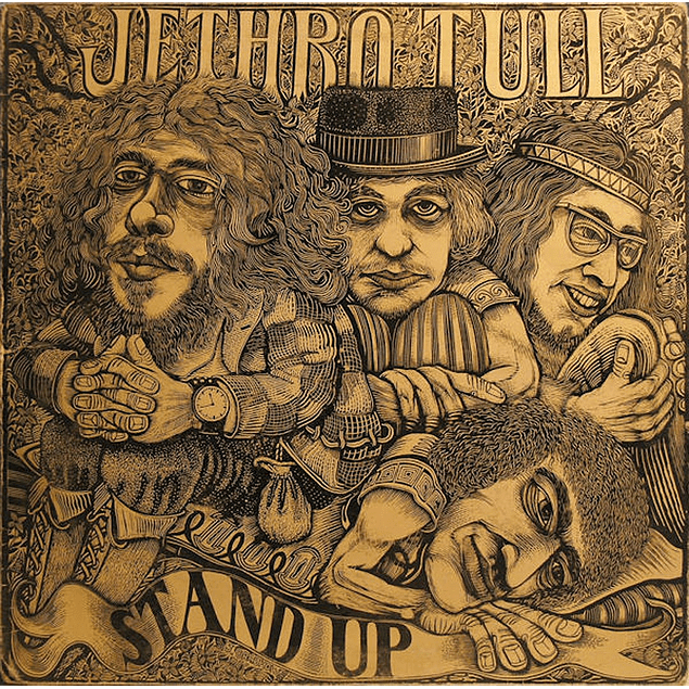 CD Jethro Tull - Stand Up