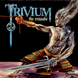 CD Trivium - The Crusade