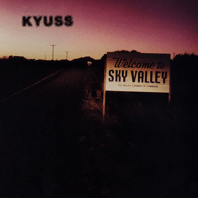 CD Kyuss - Sky Valley
