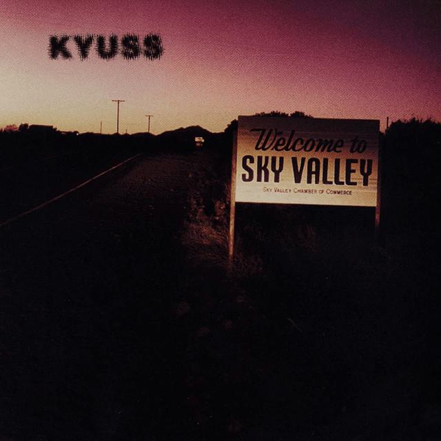 CD Kyuss - Sky Valley