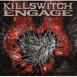 CD Killswitch Engage ‎– The End Of Heartache