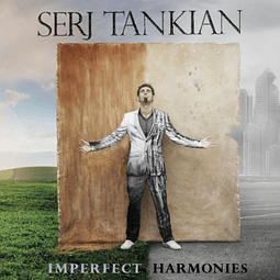 CD Serj Tankian ‎– Imperfect Harmonies