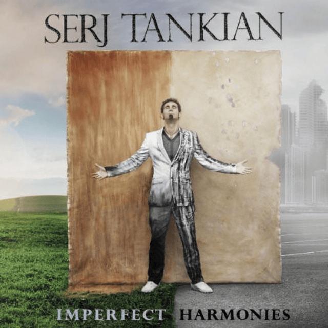 CD Serj Tankian – Imperfect Harmonies