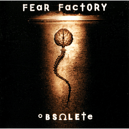 CD Fear Factory ‎– Obsolete