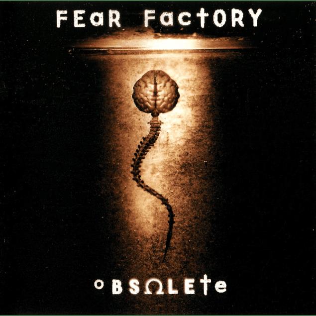 CD Fear Factory – Obsolete