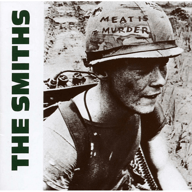 CD The Smiths – Meat Is Murder