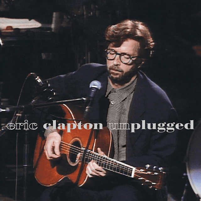 CD Eric Clapton – Unplugged Deluxe