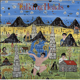 CD Talking Heads ‎– Little Creatures