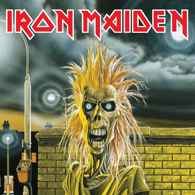 Vinilos Iron Maiden – Iron Maiden