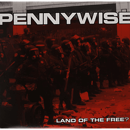 Vinilo Pennywise ‎– Land Of The Free?