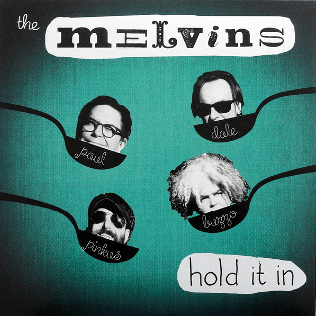 Vinilo The Melvins – Hold It In