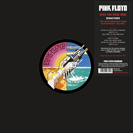 Vinilo Pink Floyd – Wish You Were Here