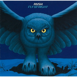 Vinilo Rush - Fly By Night